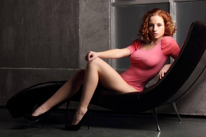 Beautiful Redhead