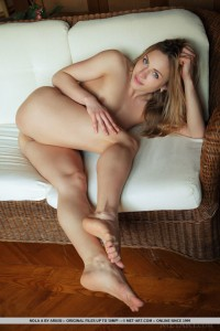 Sexy Blonde Nola A