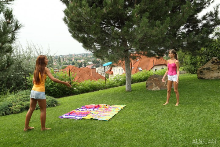 Naughty Lesbians Alexis Brill & Gina Gerson